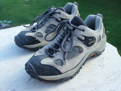 MERRELL CHAMELEON VENTILATOR GREY BROWN 9.5 EU 40.5 LOW MESA VIBRAM FREEship!