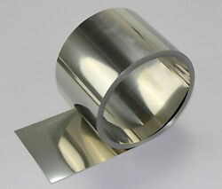 Select Thick 0.01mm - 0.6mm 316 Stainless Steel Fine Plate Sheet Foil 100 200mm