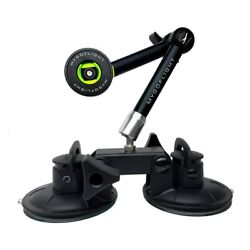 Mygoflight Flex Double Suction Cup Mgf-mnt-1815 For Use With A Device Holder