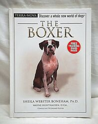 Terra Nova Discover A Whole New World of Dogs The Boxer FREE Training DVD Inside