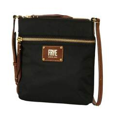 Frye Women's Ivy Crossbody Bag Black DB677