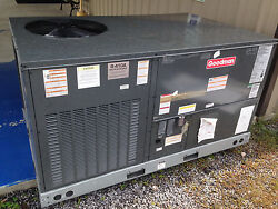 GOODMAN 3 Ton 48K BTU GasElec Package Unit CPG0360454B 460V 3PHASE R410a