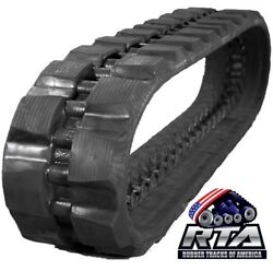 One Rubber Track For Case 450ct Tr320 Tv380 450x86x55 Block Tread