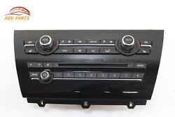 ⭐ 2014 - 2017 BMW X5 F15 DASHBOARD AC HEATER SWITCH CLIMATE CONTROL UNIT OEM