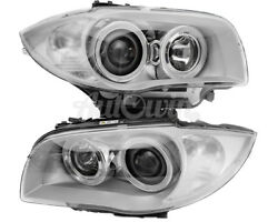 BMW 1 Series E87 2003-2007 Bi Xenon Adaptive Headlight Right & Left Side OEM NEW