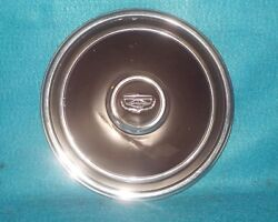 1973 Ford Torino Dog Dish Wheel Cover Hubcap 10 1/2 Used Oem 1 Pc Muscle Car