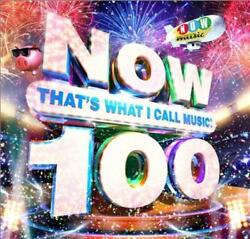 VARIOUS ARTISTS NOW THAT#x27;S WHAT I CALL MUSIC 100 NEW CD