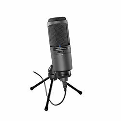 Audio-Technica AT2020USBi - Cardioid Condenser USB Microphone