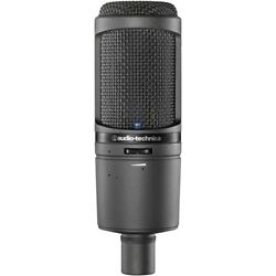 Audio-Technica AT2020USBi Cardioid Condenser Microphone for iOS Mac and PC