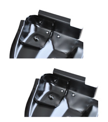 Jeep Tj Full Torque Box Front Floor Brace Set Left And Right 1997-2006