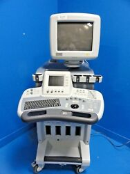 Medison Accuvix XQ Ultrasound System Console Only  FOR PARTS  ~13872