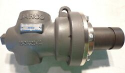 Barco Type Cf Rotary Joint 2 X 1-1/4 Npt, Bc-5400-32-60 With Flange