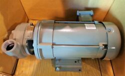Flowserve 2000 Pump 2 X 1.5 X 5 With Motor