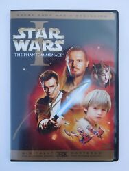 Authentic Star Wars I Phantom Menace Director George Lucas Signed Autograph Dvd