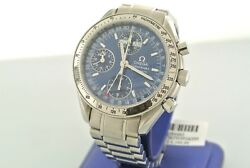 Omega Speedmaster Automatic Stainless Steel Menand039s Watch 3523.80.00