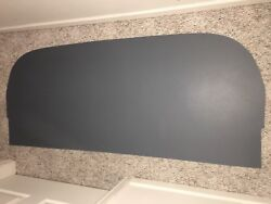 1961 Ford Starliner Rear Package Tray Molded In Grey -- Brand New Product.