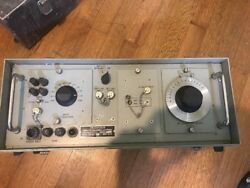 US NAVY Surplus Vintage CV2353AU Electronic Frequency Converter NOT TESTED