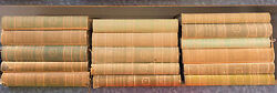 Rare Vintage History Of Russian Art Book 13 Volumes 16 Books 1953 Hardcover