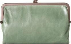 Hobo Womens Glory Vintage Leather Clutch Wallet