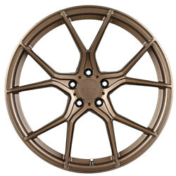 20 Stance Sf07 Forged Bronze Concave Wheels Rims Fits Infiniti Q60 Coupe