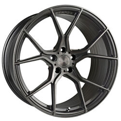 20 Stance Sf07 Forged Gunmetal Concave Wheels Rims Fits Benz W215 Cl500 Cl55