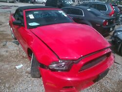 Front Door Ford Mustang Left 10 11 12 13 14 2dr Red Code = Pq