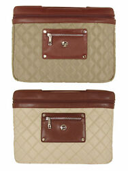 Knomo London Bayswater Slim Sleeve Quilted Cross Body 13