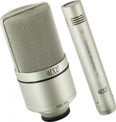 MXL 990991 Recording Condenser Microphone Package