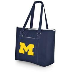 University of Michigan Wolverines Large Insulated Beach Bag Cooler Tote