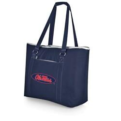 Ole Miss Rebels Large Insulated Beach Bag Cooler Tote