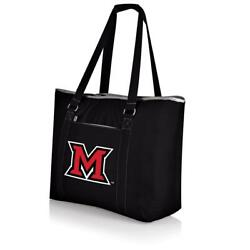 Miami of Ohio Redhawks Large Insulated Beach Bag Cooler Tote