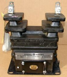 Nos General Electric Hy-bute 60 Tower Type Jvw-3 Potential Transformer 690x1