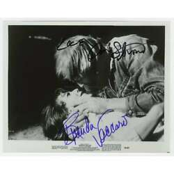 House By The Lake Original Photo Signed By Brenda Vaccaro And Don Stroud - 8x10