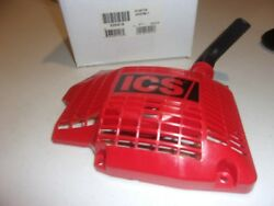 Ics Concrete Saw Starter Cover Assembly 505416
