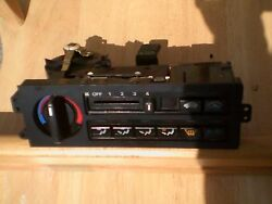 HONDA CRX HEATER AC CLIMATE CONTROL UNIT.   LIFETIME WARRANTY AGAINST CRACKING