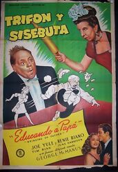 Jiggs And Maggie Bringing Up Father Joe Yule Renie Riano1946 10428