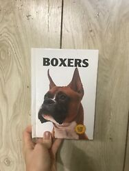 DOGS - BOXERS: Dog Owner's Guide - How To Buy Train Breed Show