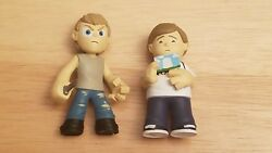 Henry Bower With Knife And Ben With Postcard Funko Mystery Mini