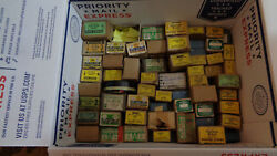 Clocks Model Maker Trains A Hardware Store In A Box Many Small Sizes New