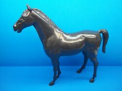 Marx (NEW THUNDERBOLT) Johnny West Best Of The West Flame Pinto Horse Comanche