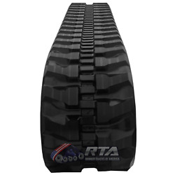 One Rubber Track Fits Daewoo Solar 30 300x52.5x76 Free Shipping