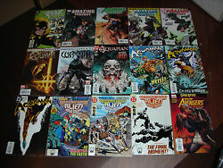 150 BOOK SUPERHERO LOT~ALL ARE PICTURED~NO DUPLICATION-ALL PICTURED YOU RECEIVE