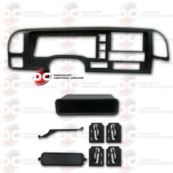 Metra Dp-3003 Car 2-din Dash Kit For Select 1995-2002 Gm Full Size Trucks And Suv
