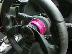 R-magic Carbon Paddle Shift And Quick Release Steering Wheel Hub Kit For Scion Frs