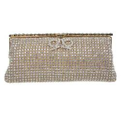 Fawziya Bow Clutch Bags For Women Clutches And Evening