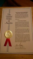 United States Patent for Sale  Patent No.US 6557611 B1 Security Window Screen