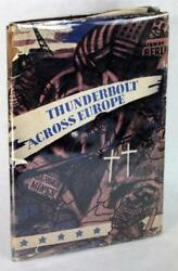 The Thunderbolt Across Europe Unit History Of The 83rd Infantry Division US Army