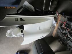 Used Evinrude Lower Unit Assy, White From E200dpxsoc