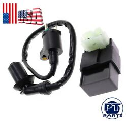 Details About New Ignition Coil And Cdi For Honda Fourtrax 250 Trx250x 2x4 Atv 1