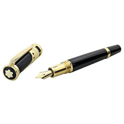 Patron Of Art Henry E. Steinway Limited 4810 Fountain Pen 110408